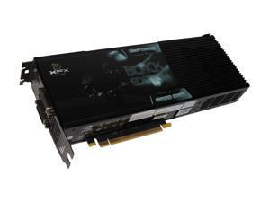 XFX GeForce 9800 GX2 PVT98UZHBU Video Card