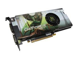 XFX GeForce 9600 GT DirectX 10 PVT96GYDDU 512MB 256-Bit GDDR3 PCI Express 2.0 x16 HDCP Ready SLI Support Video Card