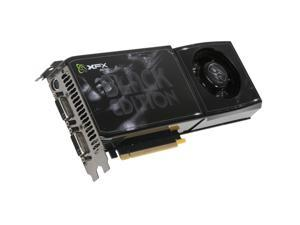 XFX GX285NZDBF GeForce GTX 285 Black Edition 1GB 512-bit GDDR3 PCI Express 2.0 x16 HDCP Ready SLI Supported Video Card