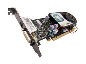 XFX GeForce 8400 GS PVT86SYML4 Video Card