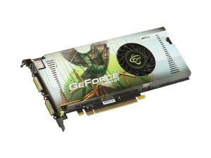 XFX GeForce 9600 GT DirectX 10 PVT94PYDF 512MB 256-Bit DDR3 PCI Express 2.0 x16 HDCP Ready SLI Support Video Card
