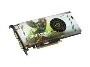 XFX GeForce 9600 GT DirectX 10 PVT94PYDF 512MB 256-Bit DDR3 PCI Express 2.0 x16 HDCP Ready SLI Support Video Card