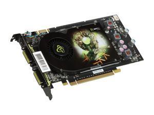 XFX GeForce 9600 GT DirectX 10 PVT96GYGF3 512MB 256-Bit DDR3 PCI Express 2.0 x16 HDCP Ready SLI Support Video Card