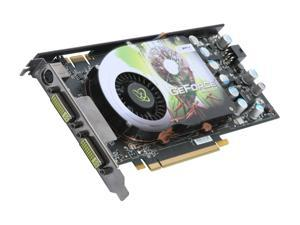 XFX GeForce 9600 GT DirectX 10 PV-T96G-YHF 512MB 256-Bit DDR3 PCI Express 2.0 x16 HDCP Ready SLI Support Video Card