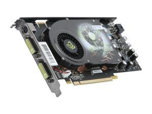 XFX GeForce 9600 GSO PV-T96O-ZDF Video Card
