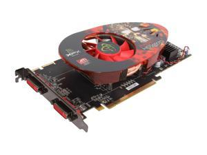 XFX Radeon HD 4870 HD-487A-YWFC Video Card