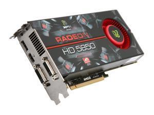 XFX Radeon HD 5850 (Cypress Pro) HD-585A-ZNFC Video Card