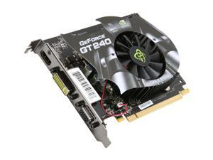 XFX GeForce GT 240 GT240XYHFC Video Card