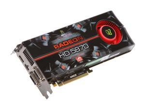 XFX Radeon HD 5870 (Cypress XT) XXX Edition HD-587A-ZND9 Video Card