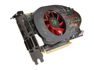XFX Radeon HD 5770 HD-577A-ZHFC Video Card