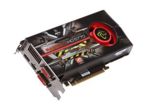 XFX Radeon HD 5770 XXX Edition  HD-577A-ZNDC Video Card