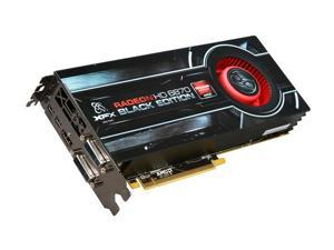 XFX Black Edition Radeon HD 6870 HD-687A-ZNBC Video Card with Eyefinity