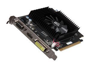 XFX GeForce GT 430 (Fermi) DirectX 11 GT-430X-ZAF2 1GB 64-Bit DDR3 PCI Express 2.0 x16 HDCP Ready Video Card