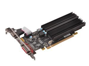 XFX HD 6000 Radeon HD 6450 DirectX 11 HD-645X-ZQH2 1GB 64-Bit DDR3 PCI Express 2.1 x16 HDCP Ready Low Profile Ready Video Card