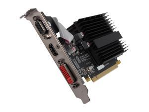 XFX Radeon HD 6450 HD-645X-YNH2 Video Card