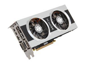 XFX Double D Radeon HD 7870 GHz Edition Black Edition FX-787A-CDBC Video Card