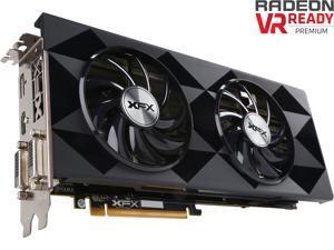 XFX Radeon R9 390X DirectX 12 R9-390X-8256 8GB 512-Bit GDDR5 PCI Express 3.0 CrossFireX Support Video Card