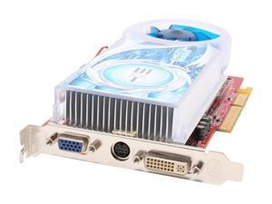 HIS Radeon X1600PRO H160PRQ256AN IceQ CrossFire Support Video Card