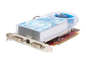 HIS Radeon X1650PRO H165PRQT256GDDN-R CrossFire Support IceQ Video Card
