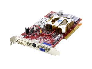 HIS Radeon 9600XT 96XTP-1H-ZPC Video Card