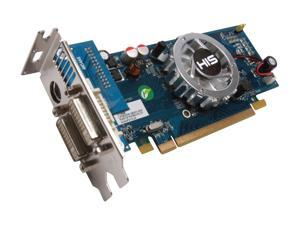 HIS Radeon HD 3450 H345F512LNP Video Card