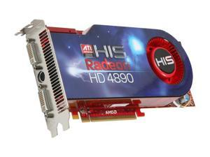 HIS Radeon HD 4890 H489F1GP Video Card