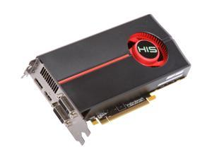 HIS Radeon HD 5770 (Juniper XT) H577F1GDG Video Card