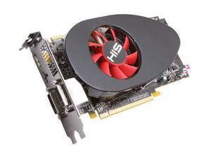HIS Radeon HD 5770 DirectX 11 H577FN1GD 1GB 128-Bit GDDR5 PCI Express 2.0 x16 HDCP Ready CrossFireX Support Video Card