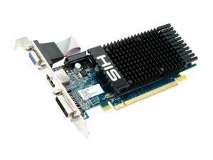 HIS Radeon HD 5450 (Cedar) H545H512 Video Card