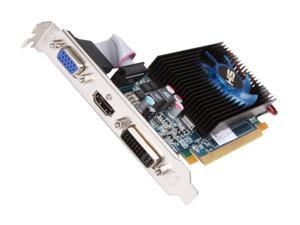 HIS Radeon HD 5570 DirectX 11 H557F1G 1GB 128-Bit DDR3 PCI Express 2.1 x16 HDCP Ready CrossFireX Support Low Profile Ready Video Card