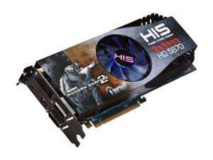 HIS iCooler V Turbo Radeon HD 5870 (Cypress XT) H587FNT1GDG Video Card DirectX 11/ Eyefinity w/ Call of Duty Modern Warfare ...