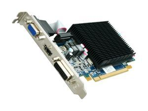 HIS Silence Radeon HD 5570 H557HR1G Video Card