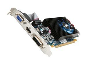 HIS Radeon HD 5570 DirectX 11 H557FS1G 1GB 128-Bit DDR3 PCI Express 2.1 x16 HDCP Ready Low Profile Ready Video Card