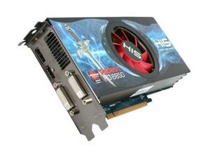 HIS Radeon HD 6850 H685F1GD Video Card with Eyefinity