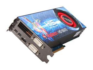 HIS Radeon HD 6970 DirectX 11 H697F2G2M 2GB 256-Bit GDDR5 PCI Express 2.1 x16 HDCP Ready CrossFireX Support Video Card with Eyefinity