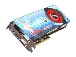 HIS Radeon HD 6970 H697FT2G2M Video Card with Eyefinity