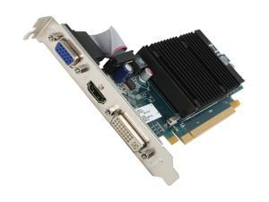 HIS H545HR1G Radeon HD 5450 1GB 64-Bit DDR3 PCI Express 2.1 x16 HDCP Ready Low Profile Ready Video Card