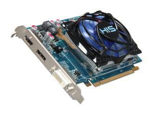 HIS Radeon HD 6670 DirectX 11 H667F1GD 1GB 128-Bit GDDR5 PCI Express 2.1 x16 HDCP Ready Video Card with Eyefinity
