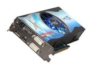 HIS Radeon HD 6790 H679F1GD Video Card with Eyefinity