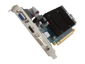 HIS Silence Radeon HD 6450 H645H2G Video Card