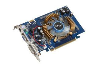 Galaxy GeForce 8600 GT 86GFE8HDFEXX Video Card