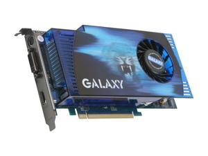 Galaxy GeForce 9600 GT 96GGF6HMFEXX Video Card