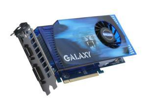 Galaxy GeForce 9600 GT 96GGF6HXUEXZ Video Card