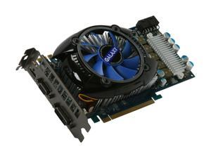 Galaxy GeForce GTS 250 25SFF6HX1RUI Video Card
