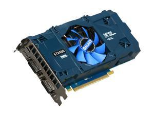 Galaxy GeForce GTX 460 (Fermi) 60XGH6HS3HML Video Card