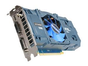 Galaxy GeForce GTX 460 (Fermi) 60XGH6HS3GMW Video Card