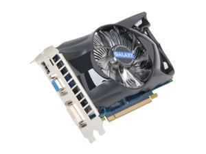 Galaxy GeForce GTX 550 Ti (Fermi) 55NGH8HX4NXK Video Card