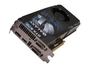 Galaxy 67NPH6DV5ZVX GeForce GTX 670 GC 2GB 256-bit GDDR5 PCI Express 3.0 x16 HDCP Ready SLI Support Video Card