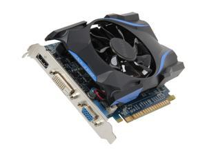 Galaxy GeForce GT 640 GC 64TPF8HX6FTZ Video Card