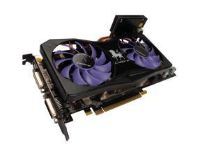 SPARKLE Calibre Series GeForce 9800 GT OC Dual Fly P980 Video Card